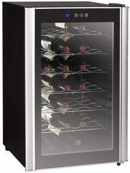 波爾多 半導體紅酒櫃【28瓶 酒櫃】型號:JC-65 BNW
