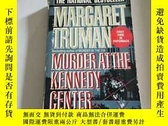 二手書博民逛書店MURDER罕見ATTHE KENNEDY CENTER(英文,