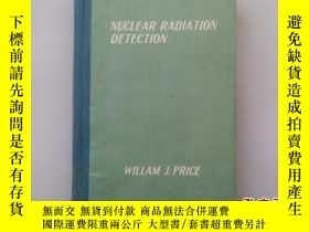 二手書博民逛書店NUCLEAR罕見RADIATION DETECTION2676