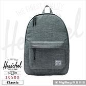 Herschel 後背包  灰色 經典後背包 10500 Classic-919 得意時袋