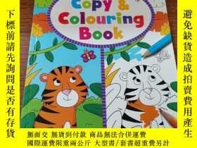 二手書博民逛書店My罕見Fun Copy&Colouring BookY306991 出版2018