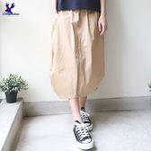American Bluedeer - 雙口袋抓褶裙(魅力價) 春夏新款