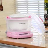 淘邦靜音預約定時隔水電燉鍋白瓷燕窩電子燉盅全自動寶寶煮粥鍋1L