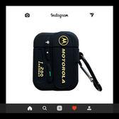 🍎即將現貨 台灣發貨🍎 獨家自制款 Airpods2 藍芽耳機保護套 蘋果無線耳機保護套 復古 BB CALL