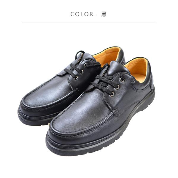 Waltz-「MIT」輕量簡約紳士鞋514043-02黑
