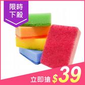 魔乾 海綿菜瓜布(5入)【小三美日】洗碗布/洗鍋布 $59