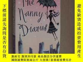 二手書博民逛書店The罕見Nanny diaries 英文原版正品 保存 Y14