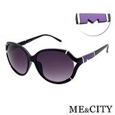 ME&CITY 時尚簡約太陽眼鏡 鏡腳精緻設計 抗UV400 (ME 1204 L01)