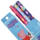 粉紅豬小妹 學齡前鉛筆 大三角鉛筆 /一小盒3支入(促60) PGPEN60-40 正版授權-智PGPEN60-40