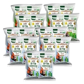 韓國 LUSOL 幼兒烘烤海苔 10包入 無鹽無調味 兒童海苔 海藻 副食品 3325 拌飯料