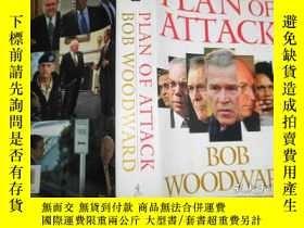 二手書博民逛書店PLAN罕見OF ATTACKY13681 BOB WOODWARD SIMO&SCHUSTER