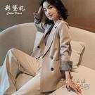 春秋小西裝外套女韓版英倫風網紅設計感西服套裝女士氣質上衣 雙十二全館免運