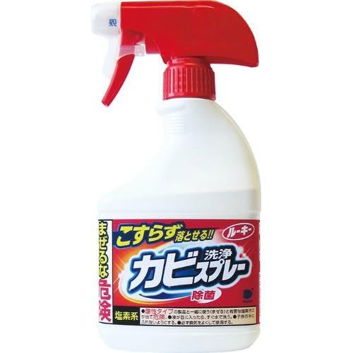 日本原裝 第一石鹼 浴廁除菌除霉噴霧 400ml 防霉噴霧 磁磚 浴室 廁所 清潔 發泡除菌 【聚美小舖】