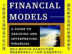 二手書博民逛書店Building罕見Financial ModelsY364682 Tjia Mcgraw-hill Prof