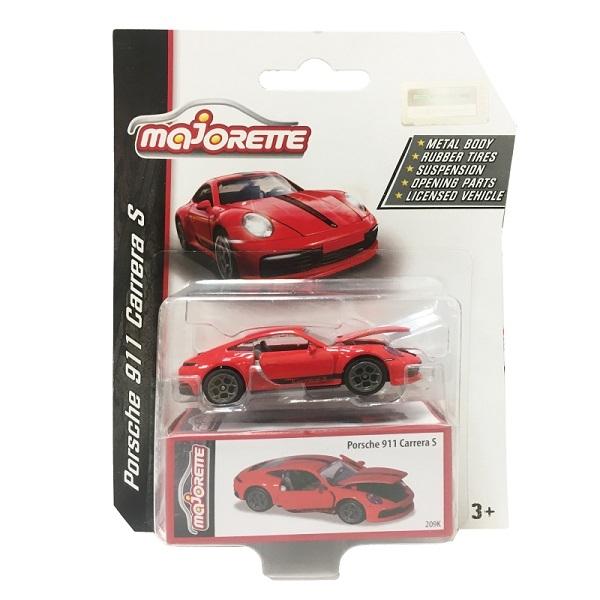 美捷輪小汽車Majorette小汽車-porsche 911 carrera S