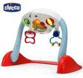 Chicco 二合一聲光健力架