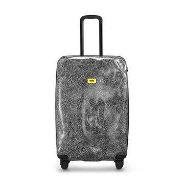 義大利 Crash Baggage Large Trolley with 4 Wheels, Surface Collection 羽緞圖騰系列 衝擊 行李箱 大尺寸 29 吋