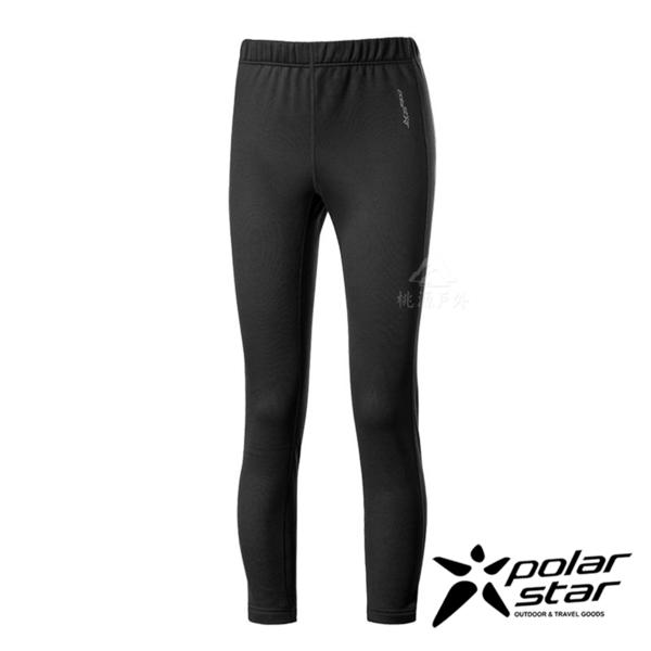 PolarStar 女 針織合身保暖運動褲『黑』P19404 戶外│休閒│登山│運動│刷毛│彈性│保暖│禦寒