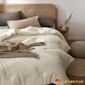 水洗棉大豆被子四季通用被芯單人棉被加厚保暖秋冬被【小獅子】