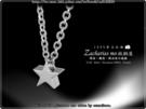 『Z-MO鈦鋼屋』316L抗過敏不生鏽,西德鈦鋼精緻鎖骨鍊、小星星鎖骨項鍊~【ASS199】