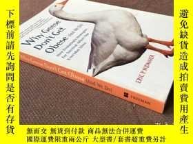 二手書博民逛書店Why罕見Geese Dont Get Obese (英語)Y2