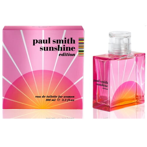 Paul Smith Sunshine 2012 曙光限量版女性淡香水 100ml