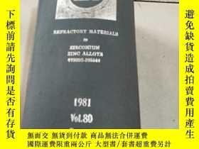 二手書博民逛書店THE罕見ENGINEERING INDEX 1981 Vol.