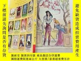二手書博民逛書店A罕見Shakespeare story:Much Ado About Nothing(無事生非) 原文插圖Y