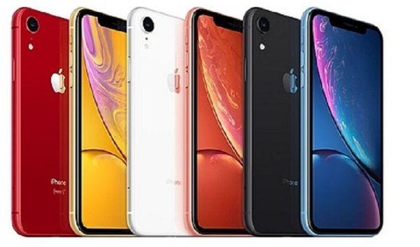 Apple iPhoneXR/ iPhone XR/iXR 128G 6.1吋 無線充電  / 贈鋼化玻離貼 / 一次刷清【藍色】