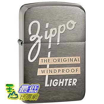 [104 美國直購] Zippo Black Ice 1941 Replica Windproof Lighter 打火機