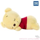 日本限定 TAKARA TOMY A.R.T.S 迪士尼 小熊維尼 睡眠版 玩偶娃娃 (S)