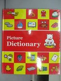 【書寶二手書T3/少年童書_POJ】Picture Dictionary_未拆