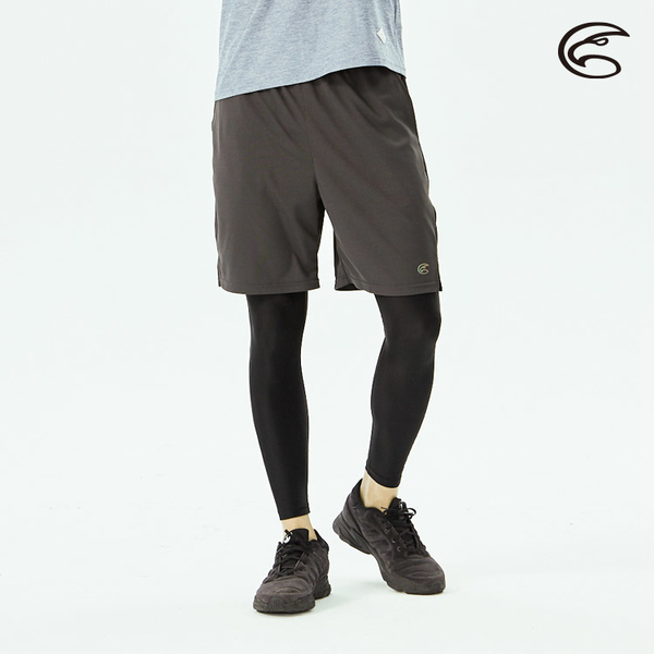 ADISI 男排汗抗UV運動短褲AP2111108 (S-2XL) / 運動褲 吸濕排汗 快乾 透氣 防曬