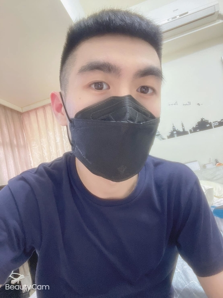 限量特價~淨新韓版4D立體雙鋼印醫用口罩@成人-白色@一盒25片 無異味 魚型口罩 空間大超好戴