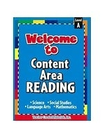 二手書博民逛書店《【WELCOME TO CONTENT AREA READING:LEVEL A            】》 R2Y ISBN:0743989708