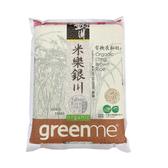 銀川米樂有機長秈糙米2kg