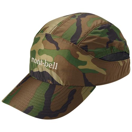 [好也戶外]mont-bell 迷彩棒球帽 Camouflage watch cap No.1108826