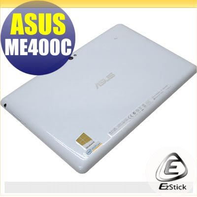【EZstick】ASUS VivoTab Smart ME400 ME400C 專用 二代透氣機身保護貼(含平板背貼、基座貼)DIY 包膜