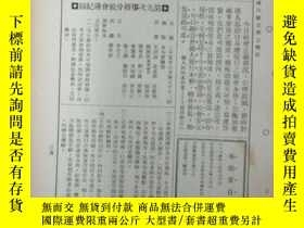 二手書博民逛書店民國原版雜誌罕見京滬滬杭甬鐵路日刊 第1629號 1936年7月