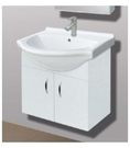 【麗室衛浴】 LS0380 80.5公分盆+防水浴櫃 D-106