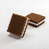 療癒人心造型海綿 - 甜滋滋餅乾-生活工場