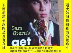 二手書博民逛書店sam罕見stern s get cooking:Creat n