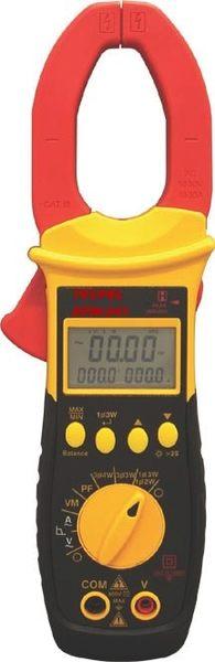 泰菱電子◆DPM-041 真實值True RMS功率鈎錶 TECPEL