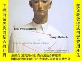 二手書博民逛書店The罕見Procedure-程序Y436638 Harry Mulisch Penguin Books, 2