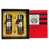 黃金流蜜禮盒禮盒-優選Taiwan龍眼蜂蜜(2瓶),特惠88折【養蜂人家】