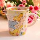 【發現好貨】迪士尼奇妙仙子 小仙女陶瓷杯子 馬克杯 咖啡杯 交換禮物 聖誕禮物