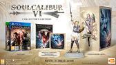 PS4 劍魂6 VI (含人型+季票) 限定版 典藏版 英文日文歐版 Soul Calibur 6