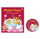 Phonics House 2  (書附CD) (OS小舖)