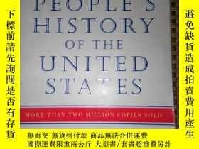 二手書博民逛書店A罕見People s History of the Unite