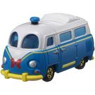 迪士尼小汽車 10週年夢幻唐老鴨巴士_DS12960